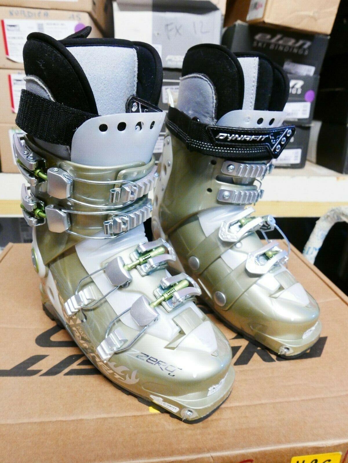 Schoenen voor Ski Hiking Dynafit ZZERO4 u Vrouwen Tf afmeting 24.5 Nieuw