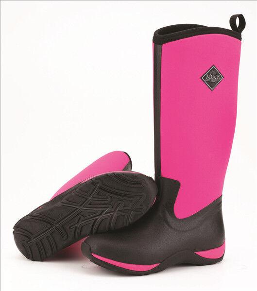 MUCK Hot Pink Arctic Adventure Donna Snow Winter Boots 6,7,8,9,10,11 WAA-404