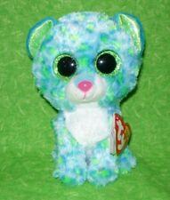 5f05b2a6f21 item 1 Ty Beanie Boo s LEONA Glittery Eyes The Leopard 6