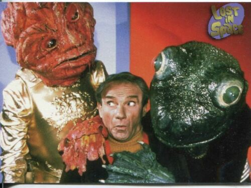 Lost In Space The Classic Series Promo Card P-3