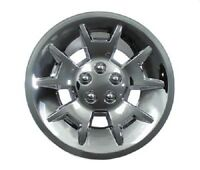 Demon Silver 10 Mag Wheel Cover Used With Most Golf Carts(set Of 4)(n)