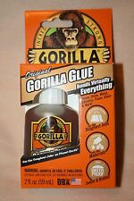#FRESH and NEW# - GORILLA GLUE  2oz. -- #50002 -- FREE SHIPPING --  Made in USA
