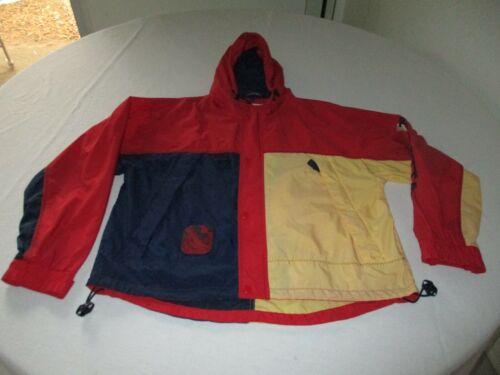 vtg Regatta Summer Sport 90's Hoodie Colorblock Ja