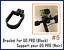 XIAOMI-M365-amp-PRO-Accessoire-Trottinette-Scooter-Accessories-3D-Quality-Print miniature 7