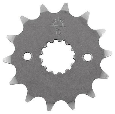 JT 14 Tooth Steel Front Sprocket 520 Pitch JTF1450.14 For Suzuki RM465 RM500