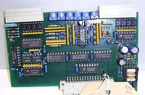 Analogue-output-card-for-Gel-7660-controller-Lenord-Bauer-used