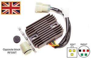RR82 Regulator Rectifier for Honda XRV750 L-N Africa Twin 90-92 (8 wires)