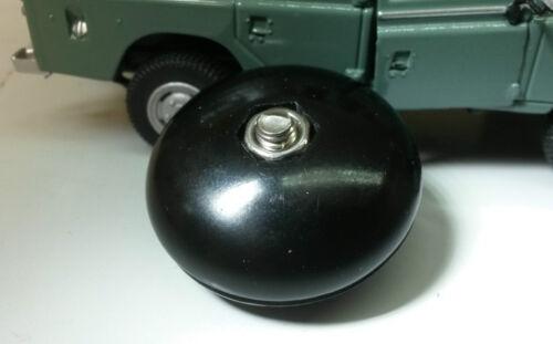 Land Rover Serie 1 2 2a Palanca del Acelerador Perilla de control de mano 552703 2195 12 /& Fijación