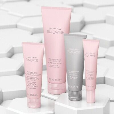 Mary Kay TimeWise 3D Miracle Set for Combination/Oily Skin