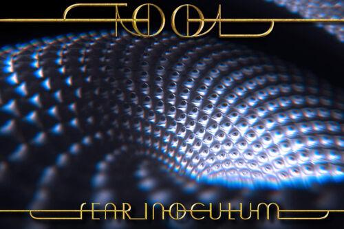 POSTER 24x36 Tool Fear Inoculum Art Wall Indoor Room Outdoor Poster