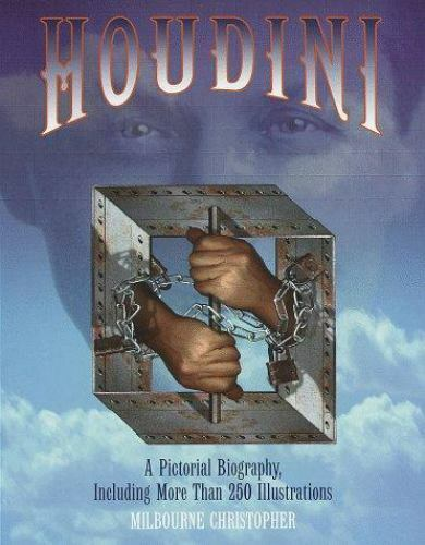 Houdini by Milbourne Christopher (1998, Hardcover)