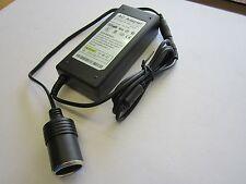 240V Mains to 12V DC Car Socket Voltage Converter Power Adapter 6A (72W)