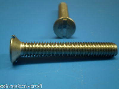 50 Lots Senkkopf Vis DIN 965 Acier Inoxydable v2a Torx m8 Vis 8 mm