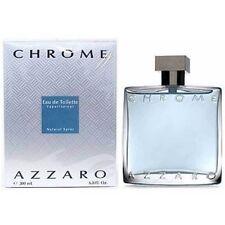 Azzaro Chrome 6.7 oz 6.8 Oz Men EDT Spray 200 ml NIB Sealed