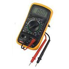 grande Multimetro Digitale manuale tester elettrico grande volt ampere tensione