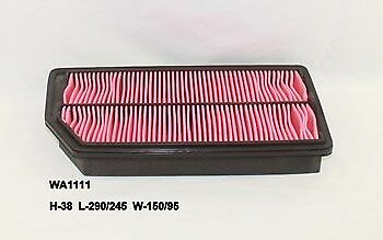 Wesfil Air Filter fits Honda Odyssey 3.0L V6 2000-2002 WA1111