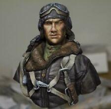 Ork War2 Pilot #2 Orc Flying Ace Resin Model Kromlech KRM029