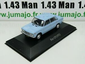 ARG21G-Voiture-1-43-SALVAT-Autos-Inolvidables-Fiat-125-1972