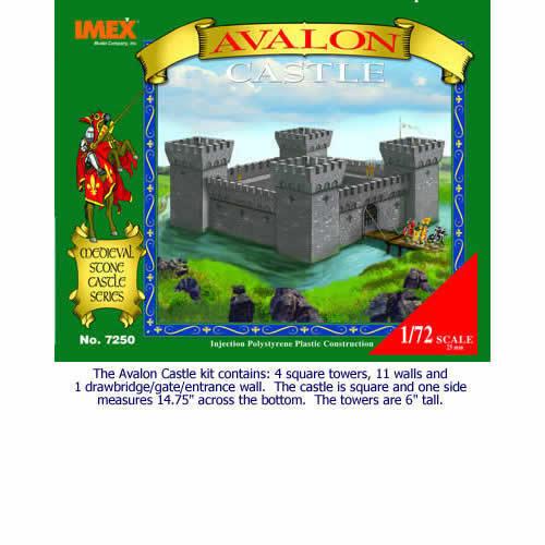 Imex 1 72 Avalon Schloss  7250