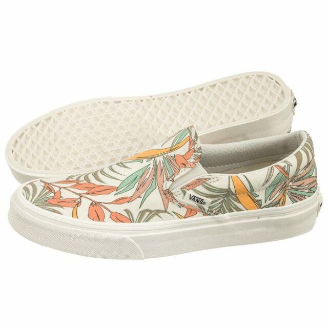 Vans California Floral Marsh Slip On Sneakers Women's Size 5.5 for ...