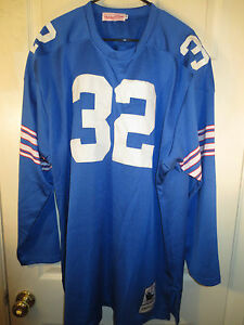 lowest price 2bbc9 6bf4d Details about Classic Mitchell & Ness NFL Buffalo Bills Oj Simpson #32  Jersey Size 56