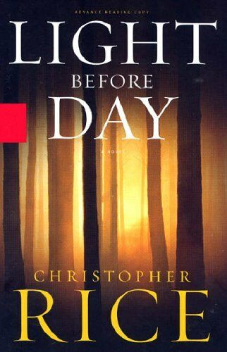 1 of 1 - Light Before Day,Christopher Rice