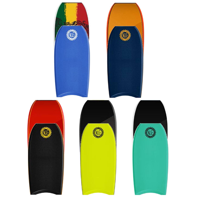 No.6 Bodyboards Deuce Crescent Tail Bodyboard