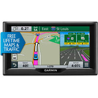 Garmin Nuvi 67lmt 6 Essential Series 2015 Gps Navigation System W/ Maps/traffic on sale