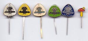 pin-pins-badge-anstecknadel-Champignon-Mushroom-Yugoslavia