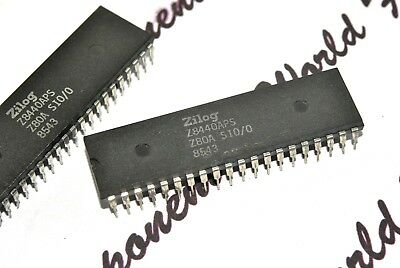 Z84C0020PEC DIP-40 Integrated Circuit from Zilog