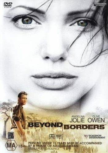 1 of 1 - Beyond Borders-DVD VERY GOOD CONDITION FREE POSTAGE AUSTRALIA WIDE REGION 4