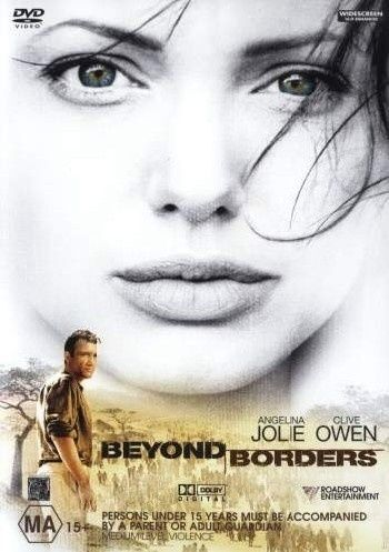Beyond Borders : VERY GOOD CONDITION DVD