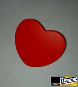 MANIGLIA-CUORE-ROSSA-MOBILE-ARMADIO-CAMERETTA-RED-HEART-HANDLE-INTERASSE-32mm