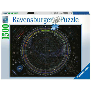 Ravensburger Map of the Universe 1500 Piece Jigsaw Puzzle - 16213