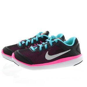 42716ba0881b1 Nike 834282 001 Toddler Child Flex RN Athletic Running Shoes ...