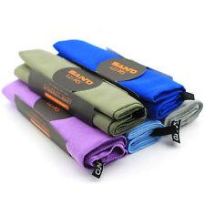 5 Pcs SANTO Camping Hiking Backpacking Travel Towel Absorbant Micro Soft Fibre