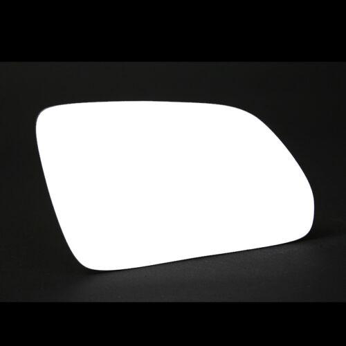Volkswagen Polo Miroir Verre De Remplacement Côté Conducteur 2005-2008 NEUF