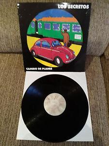 LOS-SECRETOS-CAMBIO-DE-PLANES-LP-VINYL-VINILO-12-034-1993-VG-VG-EDICION-ESPANOLA