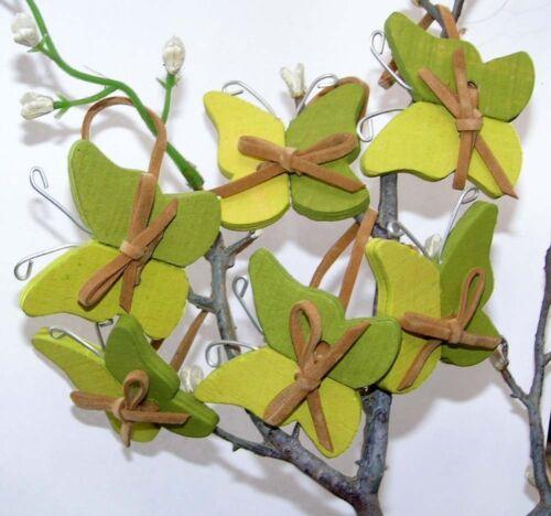 10`er Set klebe Organzablumen mit Satinröschen  creme 3 cm zum verzieren x 4397