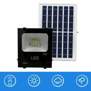 Waterproof-Solar-Panel-LED-Spot-Light-Lamp-Remote-Control-for-Outdoor-Yard-Lawn