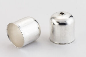 12mm x 4mm Sterling Silver Cone #BSF024