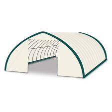 40x80x20p 15oz Pvc Canvas Fabric Storage Building Replacement Cover