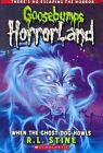 When the Ghost Dog Howls by R L Stine (Paperback / softback, 2010)