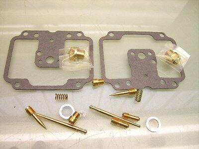 Herzhaft 2x Vergaser Reparatur Satz Xs 650 Xs2 Mikuni Japan Solex Repair Kit Carburetor