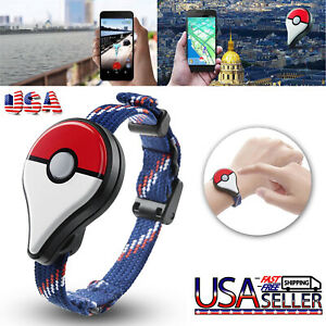 Bluetooth-Pokemon-Go-Plus-Wristband-Bracelet-Watch-Game-Accessory-for-Nintendo