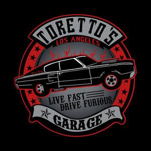 Vin Diesel Garage