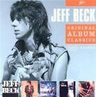 Original Album Classics Jeff Beck 5 Discs 886976605124 CD