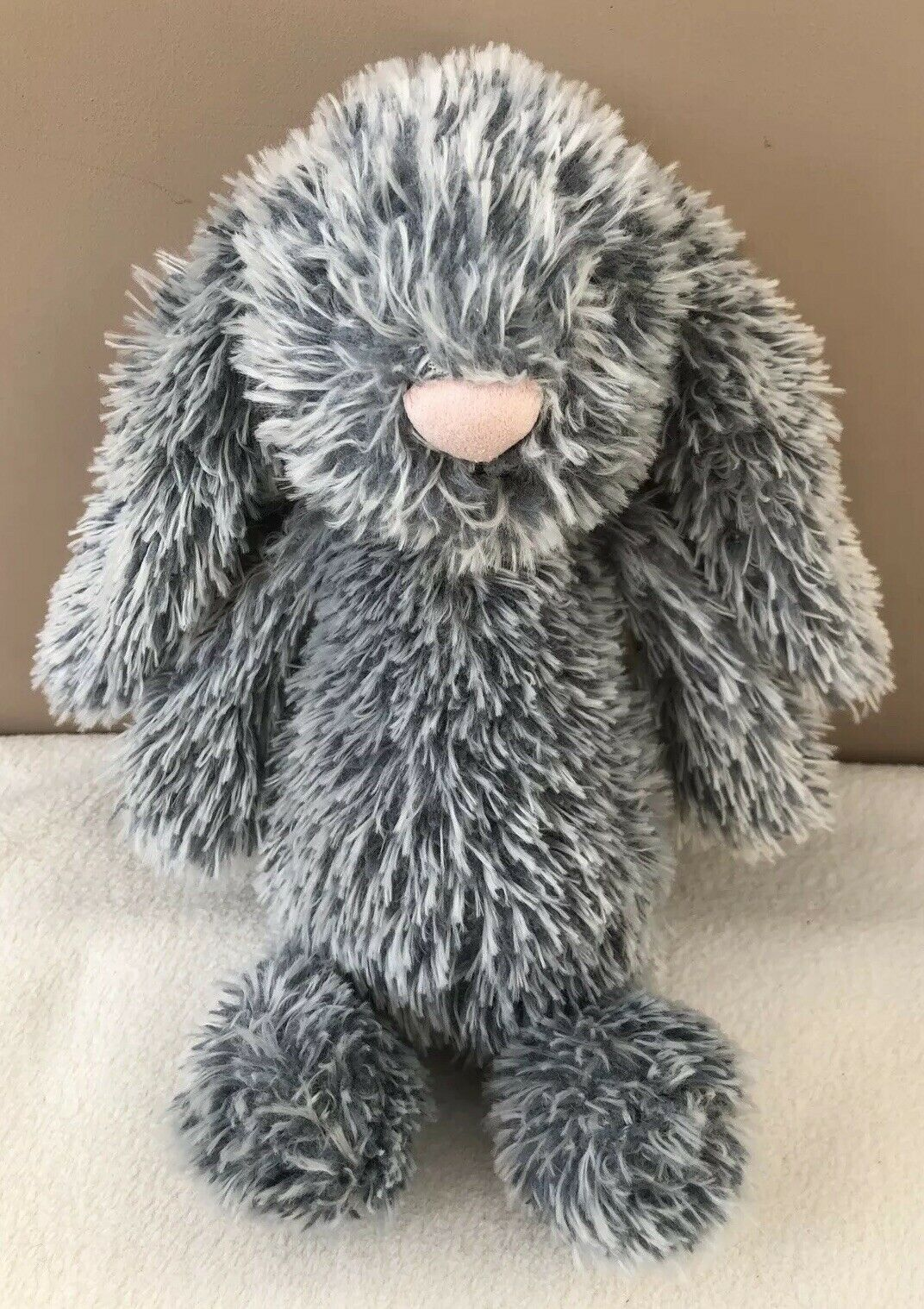 Jellycat Special Limited Edition Lexie Bashful Bunny Rabbit Soft Toy Collectable