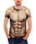 New-Fashion-Cool-Women-Men-Funny-Muscle-Print-3D-T-Shirt-Casual-Short-Sleeve-Tee thumbnail 19