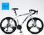 "thumbnail 5 - Road Mountain Bike/Bicycle NEW SPEED® Men/Women 24Speed 26"" Wheel Carbon Frame"